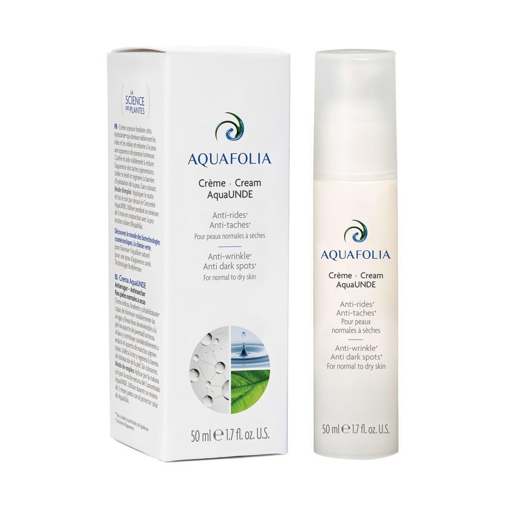 Crème AquaUNDE Formule soyeuse fondante – 50 ml